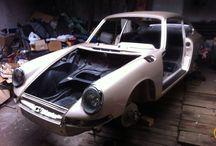 Porsche 912 Hungary Rebuilt by Antony Mann / Porsche 912