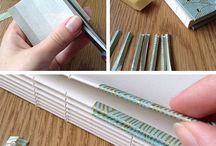 Artbook ideas / Beautiful artbook ideas that you can make and decorate by yourself.