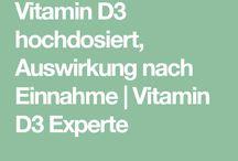 Mikronährstoffe Vitamine etc