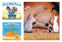 Toddler's books