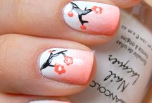 Spring Nails / by Ann Streharsky