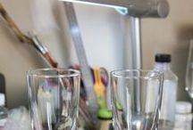 Décoration verre