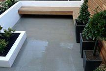 Ramsbury - patio
