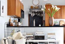 Kitchen / Ideas for kitchen decoration
