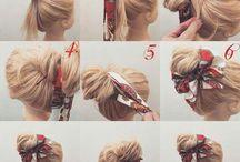 Peinados D