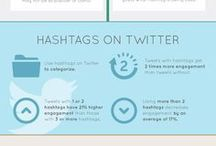 How to use hashtags...