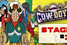 Wild West C.O.W of Moo Mesa