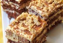 Ciasta - Chałwowe