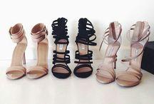 Shoe/heels/bag