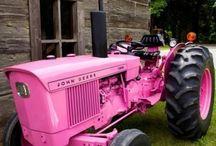 Cute tractor stuff