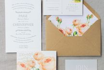Wedding Invitations / by Vanessa Rodriguez