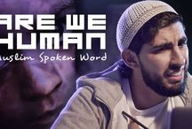 Muslim Poet pleading to the world to help and work for peace