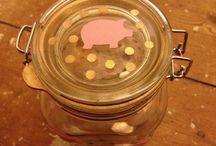 Malacpersely-gyűjtemény / MIlyen a jó malacpersely? És lehet-e vele bármit is tanítani a gyereknek a pénzről? Naná!!!