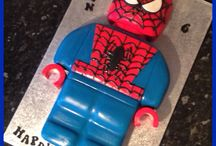 Spiderman Lego