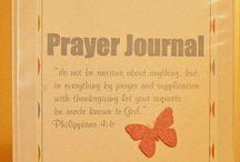 Praying journal