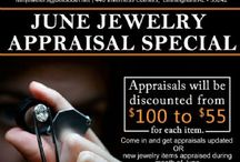 Specializes in jewelry Services
