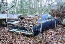 Junkyard or Junkart? Timeless car... / Cars...