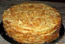 Десерт-Торты, печенье, кексы