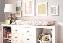 Bebek yatak odası