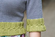 Knitted Wearables / Kniting