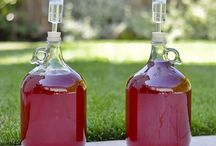 making booze :)