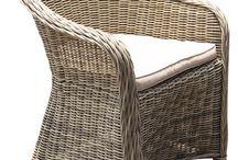 Porto fotel rattanowy