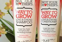 Shampoo Grown / The Best Shampoo and Conditioner for your Hair