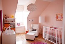 Adorably cool nurseries & kids' rooms / by C2 Paint