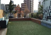 バルコニーとか庭 / 良い感じのバルコニーや庭