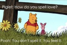 Pooh / by Donna Holmes