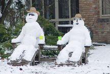 Χιονάνθρωποι - Snowman
