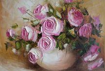 Ιmpasto paintings