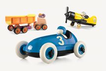 Vehicles & Construction / Start your engines and get ready to play with these unique toy cars, trucks, planes and more...http://www.goodtoplay.com