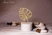 Светильники Lampa Craft
