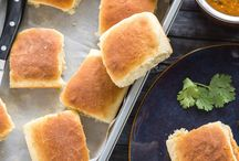 Indian Breads / Indian bread recipes that are easy to follow and make at home. Follow this board for authentic Indian bread recipe ideas!