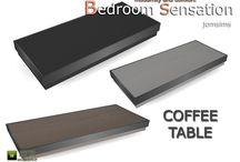 S4 Buy > Coffee Tables & TV Boards / テーブル・台 - コーヒーテーブル に分類のやつ(っ´ω`c)