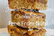Nut Free Recipes / Delicious alternatives to recipes without peanuts or nuts for my son's allergies.