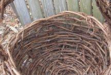 Vlechtwerk / Vlechten,haken breien woondeco