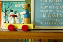 Kids Spaces / by IdeaBox237
