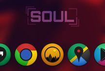 Soul - Icon Pack v4.2.2