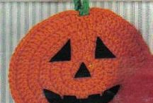 Crochet hallowen