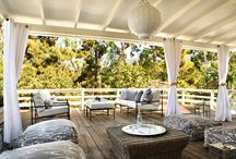Outdoor spaces / by Beth Zarbano