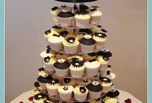 M & C's Wedding Cupcake Inspirations / by Aileen Master