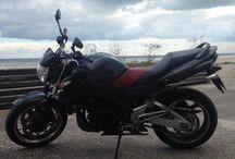 Suzuki gsr / My new Baby