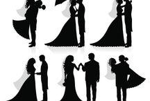 Esküvői díszek