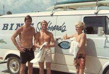 Vintage Bing Surfboards