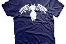 Marvel - koszulki męskie / Oryginalne koszulki męskie z bohaterami Marvel Comics - Iron Man, Spiderman, Thor, Hulk.