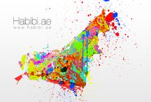 Everything Habibi.ae / Something to do with habibi.ae, the funkiest commerce site in the UAE