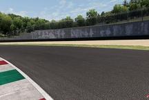 Mugello racing track