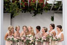Wedding Style- bridesmaid dresses / insipration to make sure your best girls look smashing on wedding day